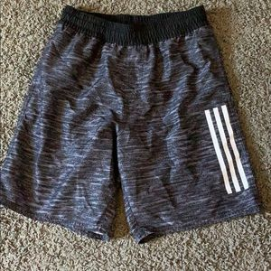 Adidas Grey Men's size small swim trunks